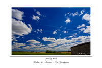 IMG_9470 - Cloudy Blue (White Frame)